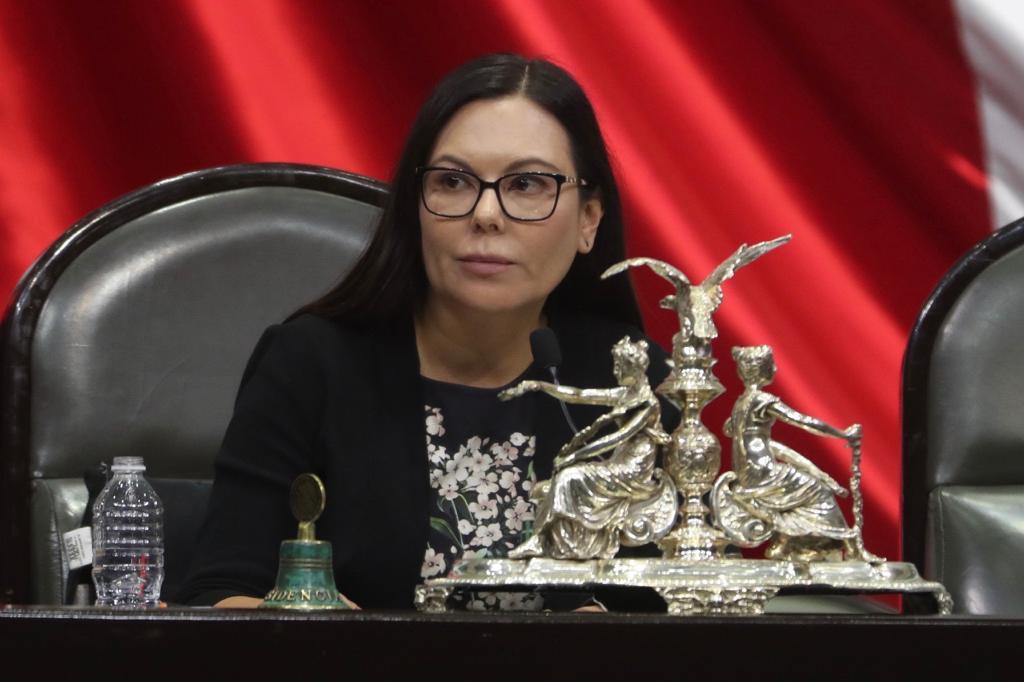 CÁMARA DE DIPUTADOS / Preparan conferencia mundial de presidentes de parlamentos